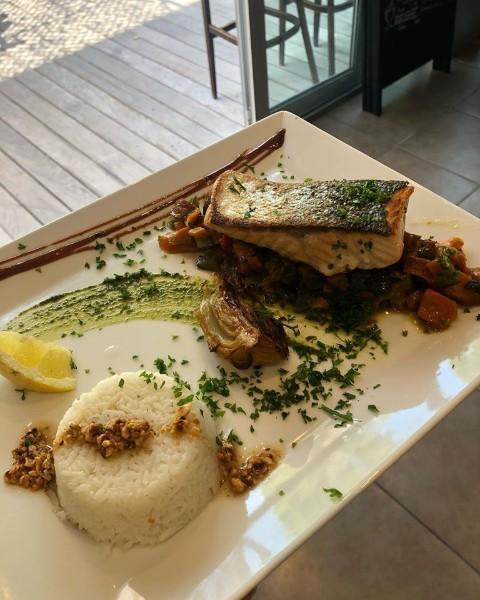 Restaurant cuisine française Gémenos